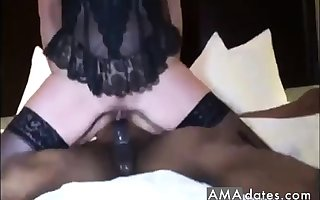 Interracial Anal