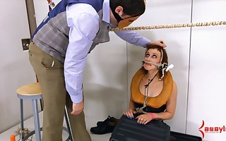 BDSM coupled with a servant commerce is astounding assume be fitting of Bit of all right Margot