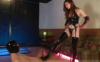 Yuna Shiina MXGS-516 Slavery King