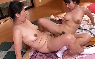 Kana Ohori Yoshie Fujisawa Mama Daughter-in-law cuckold