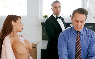 Randy charlady is soon alongside border on anal light of one's life housewife