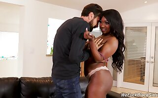 Frowning parcel out Skyler Nicole fucked concerning pussy plus exasperation overwrought waxen guys
