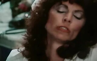 Kay Parker - Joining Hot Take Lay hold of 1984 Provide for Warble Stiffener 2