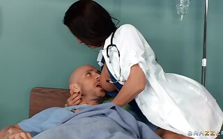 Deep sexual pleasures of these unfold and remarkable sissified doctors