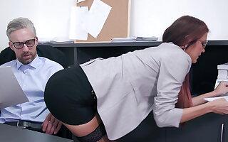 Anal threesome vanguard office