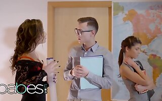 Step Mom Lessons - Gina Gerson Niki Appealing Charlie Dean