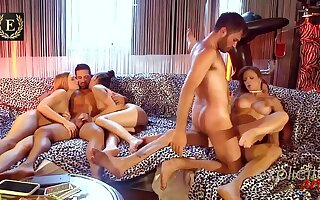 French Sex Party feat. DP and Fisting