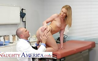 Daisy Stone In Needs Her Tight Pussy Diversified By The